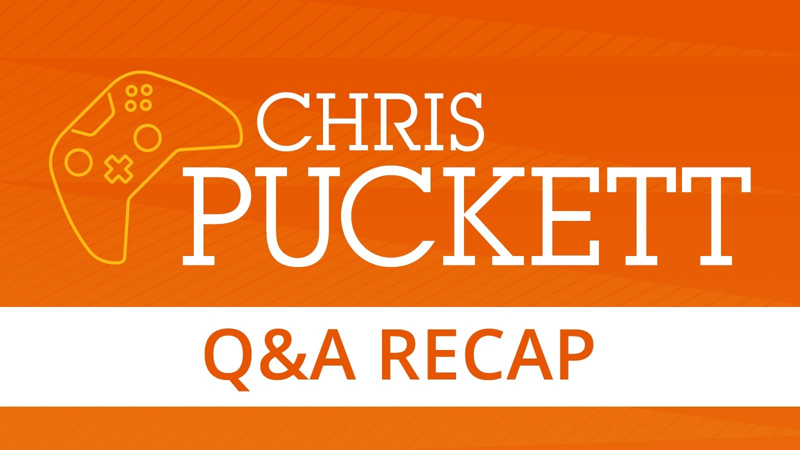 A Conversation with Esports Commentator Chris Puckett - Hero image