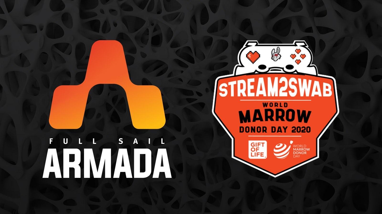 Full Sail Armada Athletes Take Part in World Marrow Donor Day - Hero image