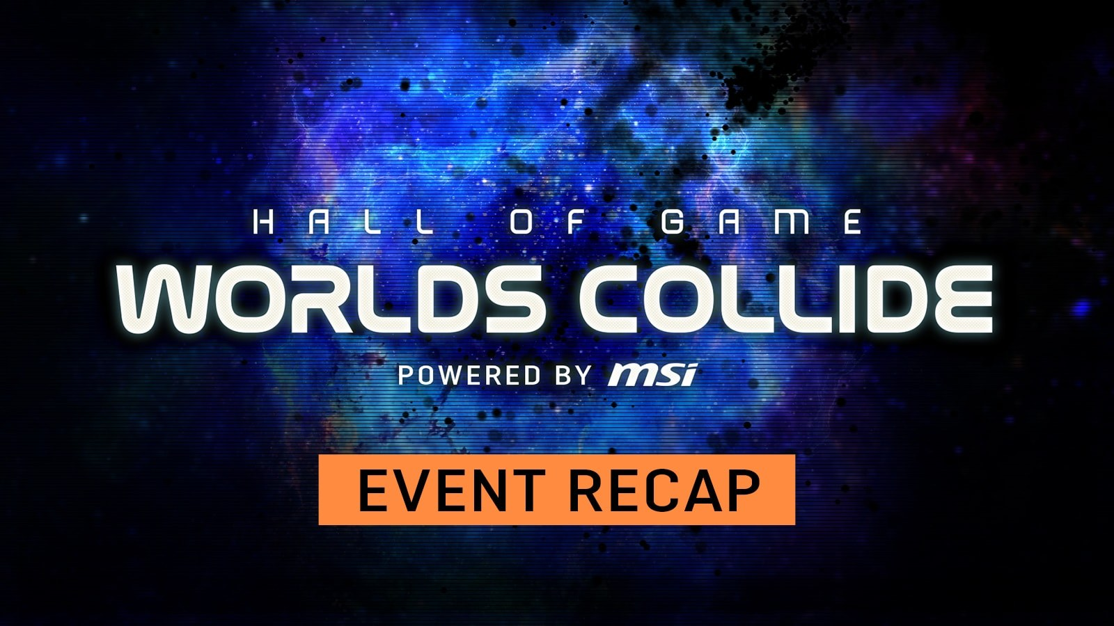 Hall of Game: Worlds Collide Brings Together Full Sail's Gaming Community - Hero image