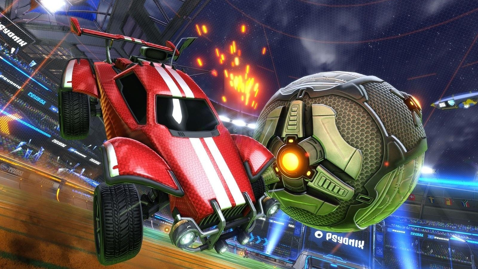 Announcing the Spring 2020 Roster: Rocket League Varsity - Hero image