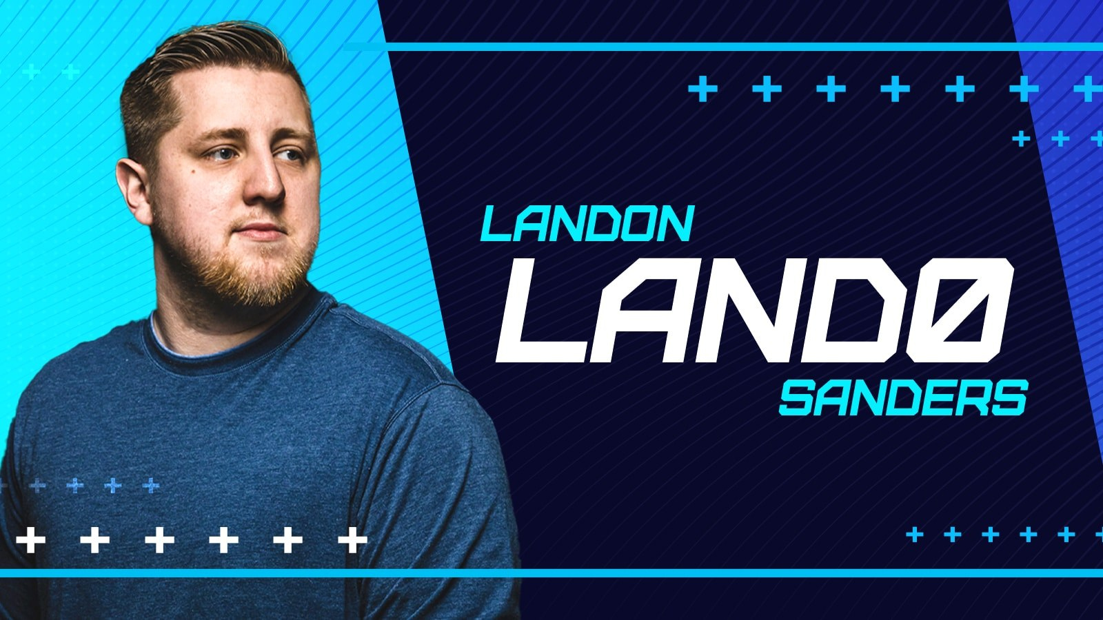 'Off The Break' Host and 'Call of Duty' League Commentator Land0 on His Rise in Esports - Hero image