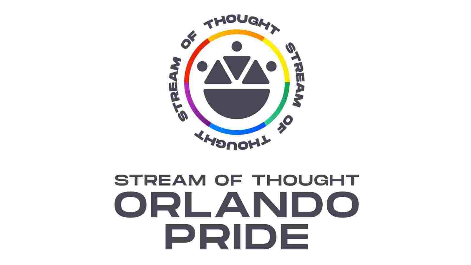 Stream of Thought Returns to Celebrate Pride - Hero image