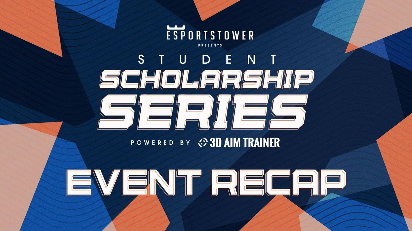 Tournament Recap: 'Overwatch' Student Scholarship Series - Hero image