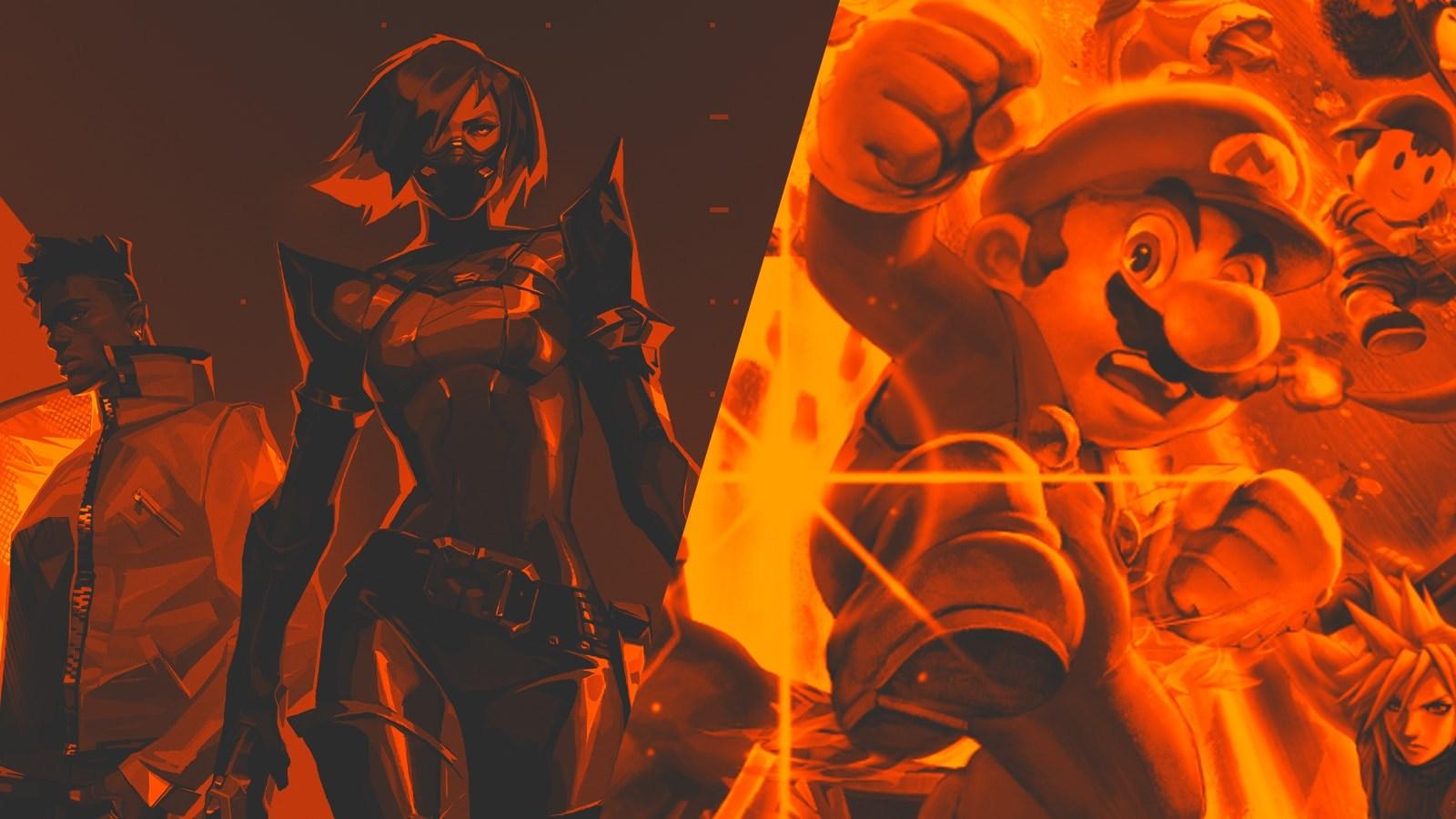 'Valorant' and 'Smash' Teams Make Tournament Gains - Hero image