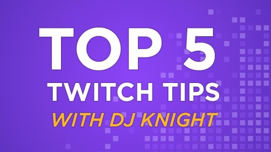 "D'Juan ""Deejay Knight"" Irvin's Top 5 Streaming Tips - Article image"