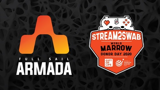 Full Sail Armada Athletes Take Part in World Marrow Donor Day - Article image