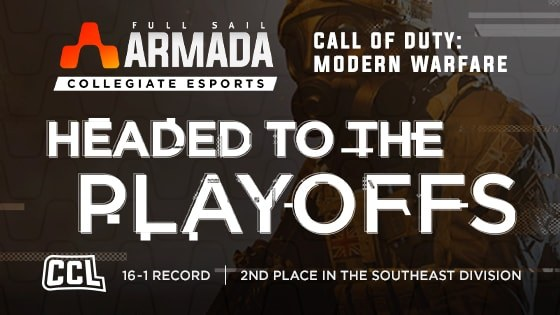 Full Sail Armada Enters CCL Playoffs - Article image