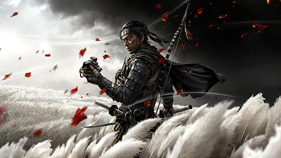 18 Full Sail Grads Credited on PS4's 'Ghost of Tsushima' - Article image
