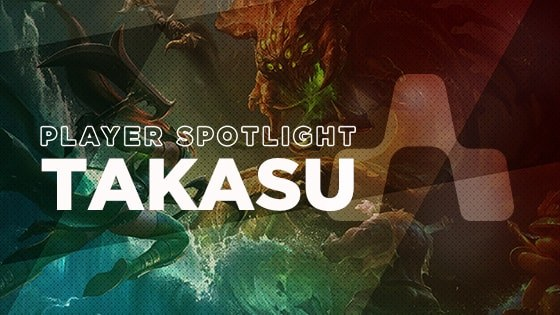 Player Spotlight: Takasu - Article image