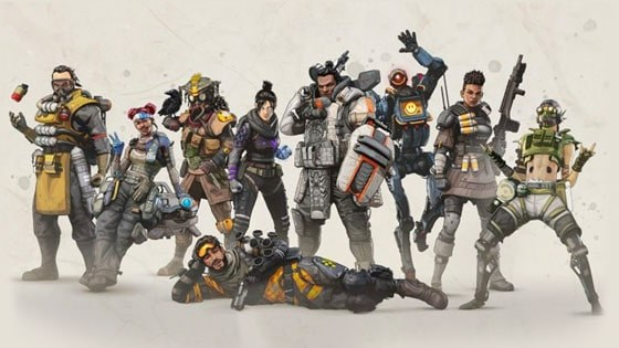 Team Spotlight: Apex Legends - Article image